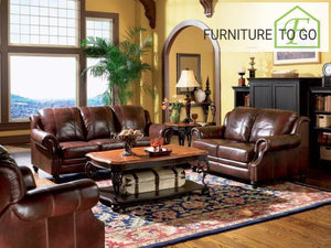 Dallas Furniture Store - Living Room 500661 S3 3PC (SOFA + LOVE+ RECLINER)