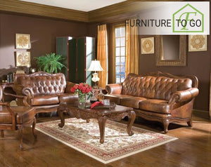 Dallas Furniture Store - Living Room 500681 S3 3PC (SOFA + LOVE+ CHAIR)