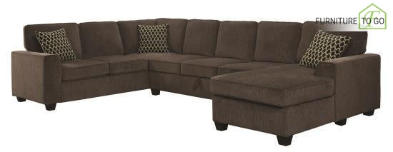 Dallas Furniture Store - Living Room 501686 SECTIONAL