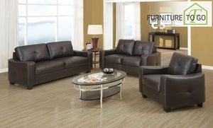 Dallas Furniture Store - Living Room 502731 S3 3PC (SOFA + LOVE + CHAIR)