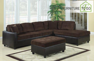 Dallas Furniture Store - Living Room 503013 SECTIONAL