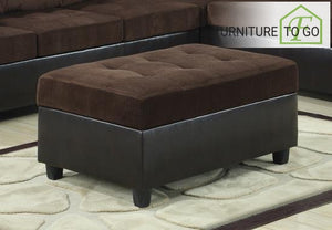 Dallas Furniture Store - Living Room 503014 OTTOMAN