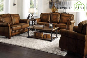 Dallas Furniture Store - Living Room 503981 S3 3PC (SOFA + LOVE+ CHAIR)