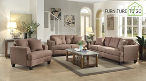 Dallas Furniture Store - Living Room 505171 S2 2PC (SOFA + LOVE)