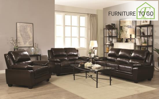 Dallas Furniture Store - Living Room 505561 S3 3 PC SET