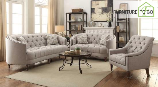 Dallas Furniture Store - Living Room 505642 LOVESEAT