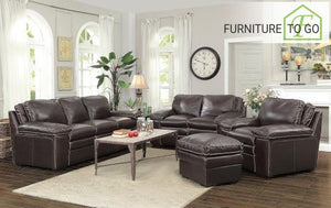 Dallas Furniture Store - Living Room 505845 S3 3PC (SOFA + LOVE+ CHAIR)