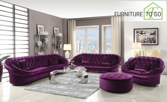Dallas Furniture Store - Living Room 511045 S3 3PC (SECTIONAL + SOFA + CHAIR)