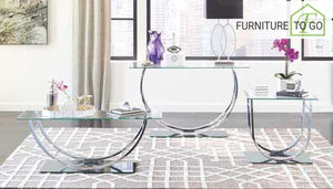 Dallas Furniture Store - Living Room 704988 COFFEE TABLE