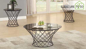 Dallas Furniture Store - Living Room 705137 END TABLE