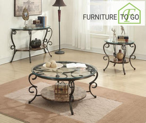 Dallas Furniture Store - Living Room 705147 END TABLE