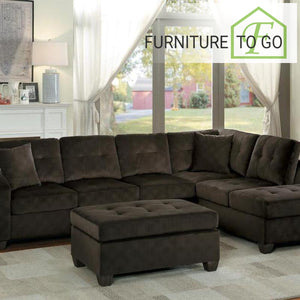 Dallas Furniture Store - Sectional Couch - Dallas Furniture - Emilio Sofa Collection