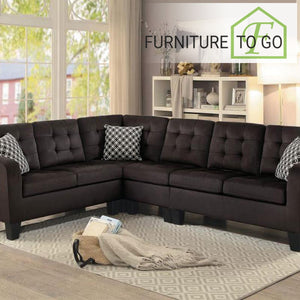 Dallas Furniture Store - Sectional Couch - Dallas Furniture - Sinclair Sofa Collection