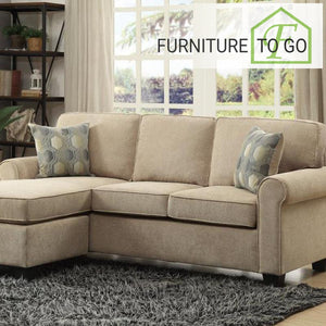 Dallas Furniture Store - Sofa Chaise - Dallas Furniture - Clumber Sofa Collection