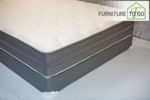 Dallas Furniture - Mattress V3 GEL VISCO III - 10 YR