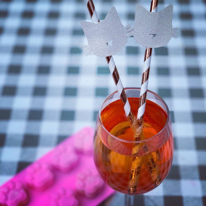 2 Cat-Themed Cocktail Recipes to Need to Try