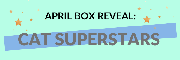 April box reveal