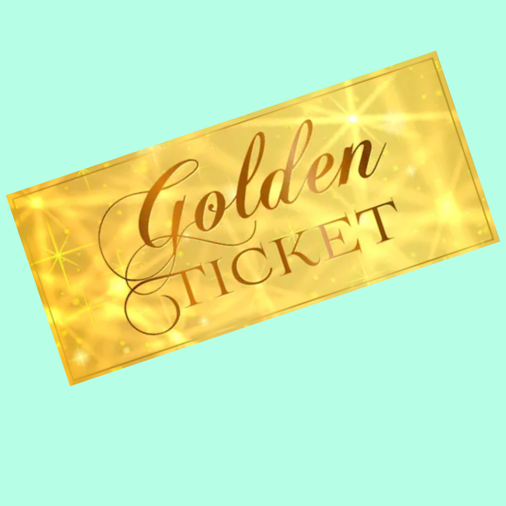 win a golden ticket in your Gus & Bella catbox