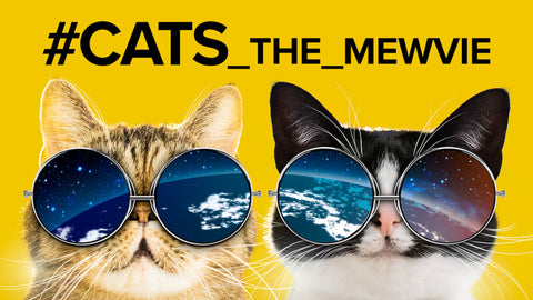 Cats the mewvie front cover