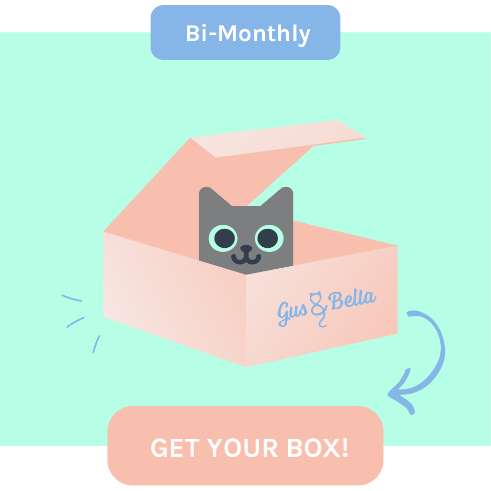 Get a box every 2 months call to action