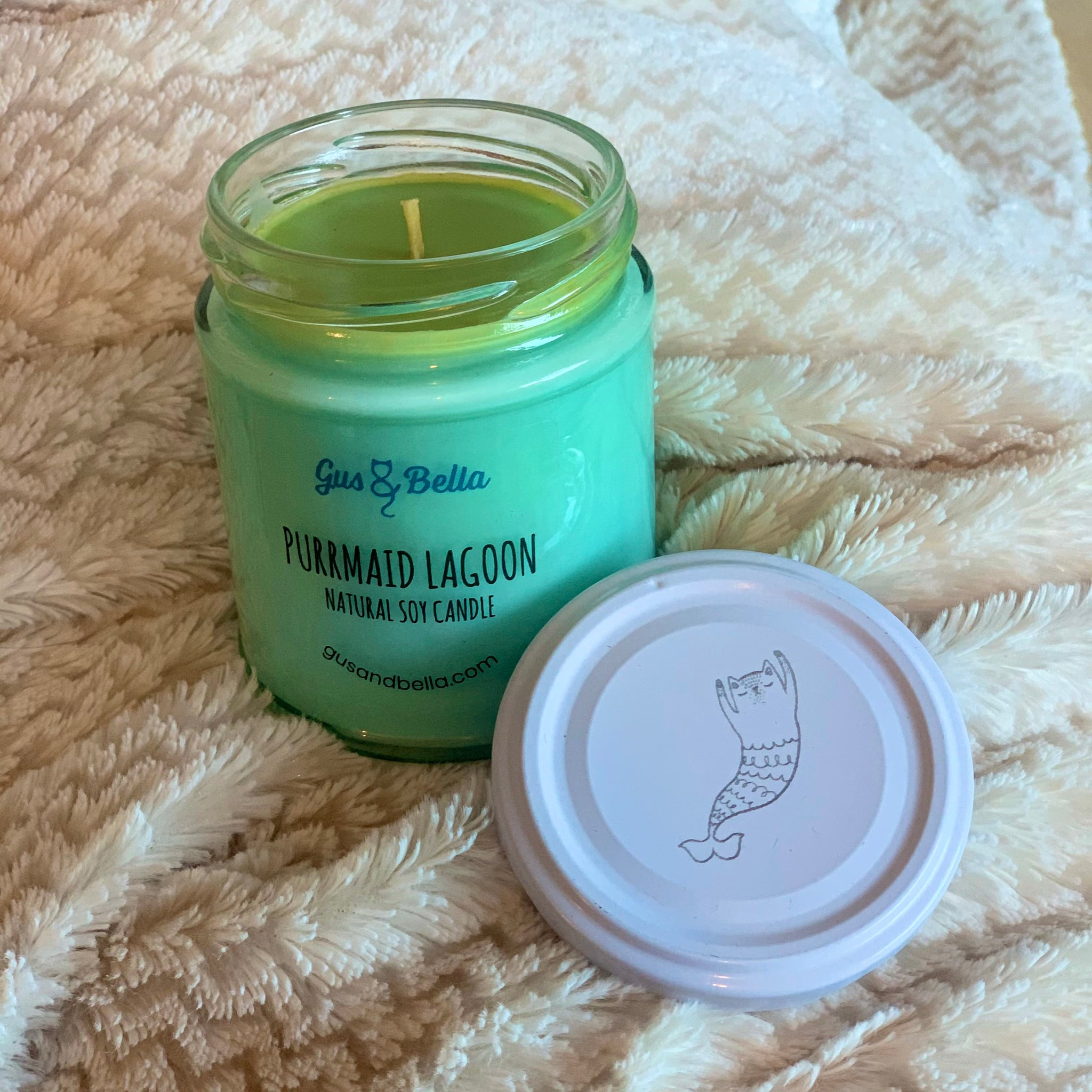 Gus & Bella Soy Wax Candle