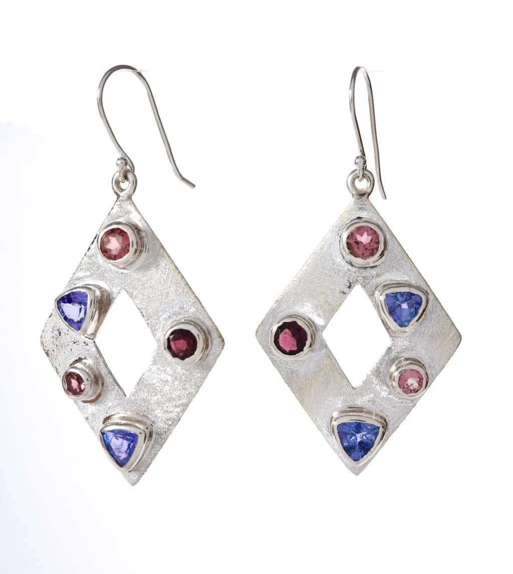 Open Quinchella Rhonda Earrings