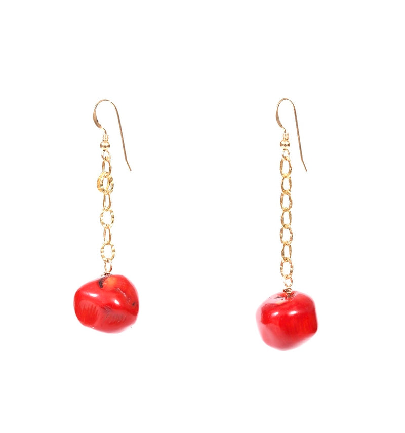 Red Coral Drops
