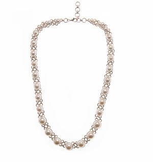 Candace Pearl Necklace