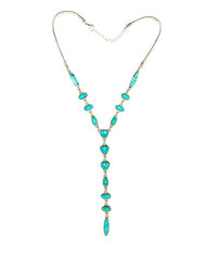 Keisha Necklace Perfect in Turquiose