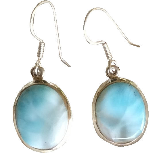 Oval Larimar-Sold