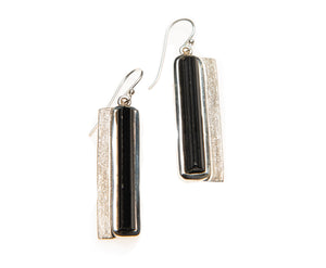 Black Tourmaline Statement-sold