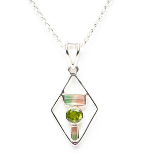 Tourmaline Talisman-sold