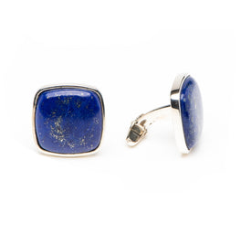 22mm Lapis Cuff Links