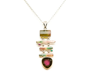 Tourmaline ladder