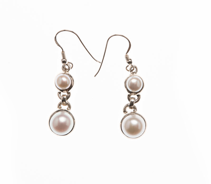 Perfect pearl dangles