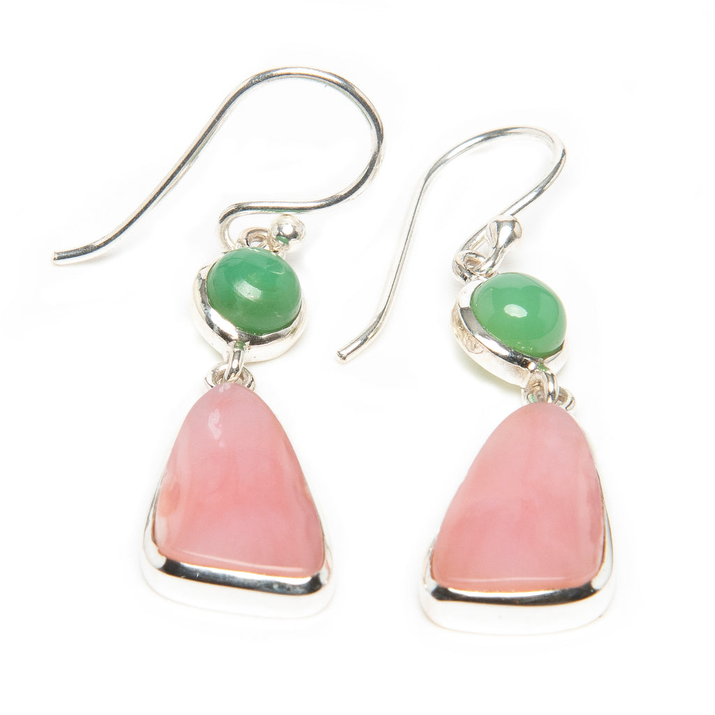 Pink & Green Jade-sold