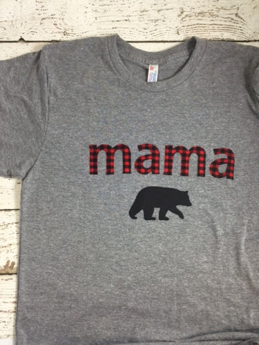 mama bear, mama bear shirt, Mom shirt