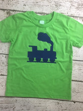 Load image into Gallery viewer, Train shirt, train lover, boy's tshirt