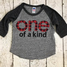Load image into Gallery viewer, One of a kind, one of a kind shirt, First birthday shirt