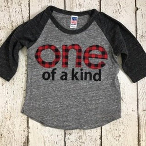 One of a kind, one of a kind shirt, First birthday shirt