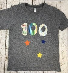 100 days of school shirt, 100 days, 100th day shirt