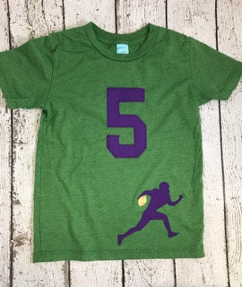 Football shirt, boys football shirt, sports themed birthday