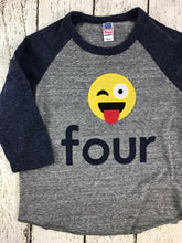 Load image into Gallery viewer, smile face shirt, funny face