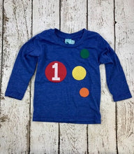 Load image into Gallery viewer, Ball party, ball shirt, primary colors
