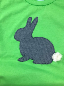Custom Easter shirt, Hip Hop Easter Bunny Shirt, Easter t-shirt for children