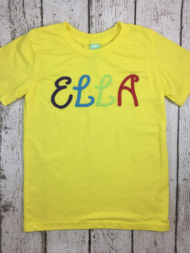 Name shirt, personalized tshirt, custom name shirt