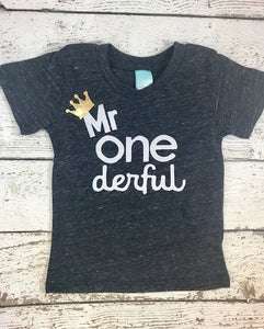 mr onederful shirt, Mr onederful party, one decor