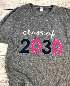Custom class of shirts childrens and adult sizes, Class of shirt, back to school shirt