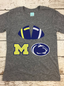 House divided shirts, made to order house divided tees for family, Football shirt