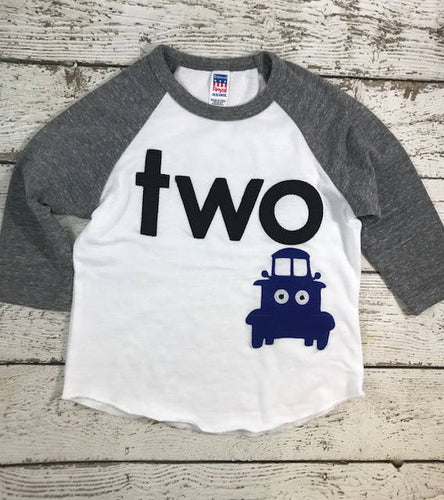 Little blue truck shirt, Little blue truck Birthday, Truck Party